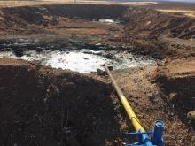 добыча нефти ЗАО Карбон