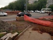 перекресток в Оренбурге