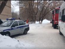 эвакуация школ в Оренбурге